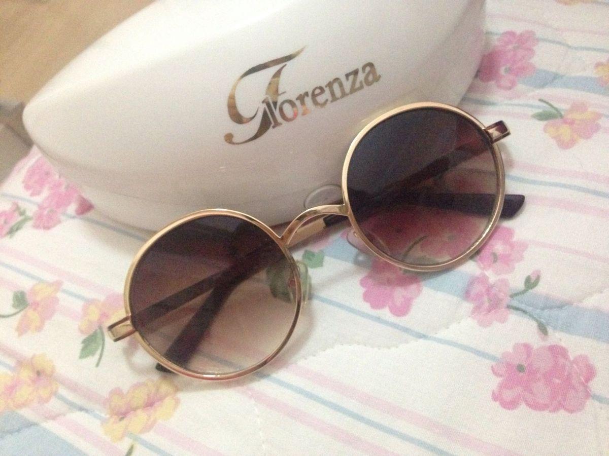 9616c8dd0cca2 oculos redondo dourado - óculos florenza.  Czm6ly9wag90b3muzw5qb2vplmnvbs5ici9wcm9kdwn0cy81mdm2otywl2uyzdiymdq2yme2n2nhmddlogewzwy0n2jmnze4ngm2lmpwzw