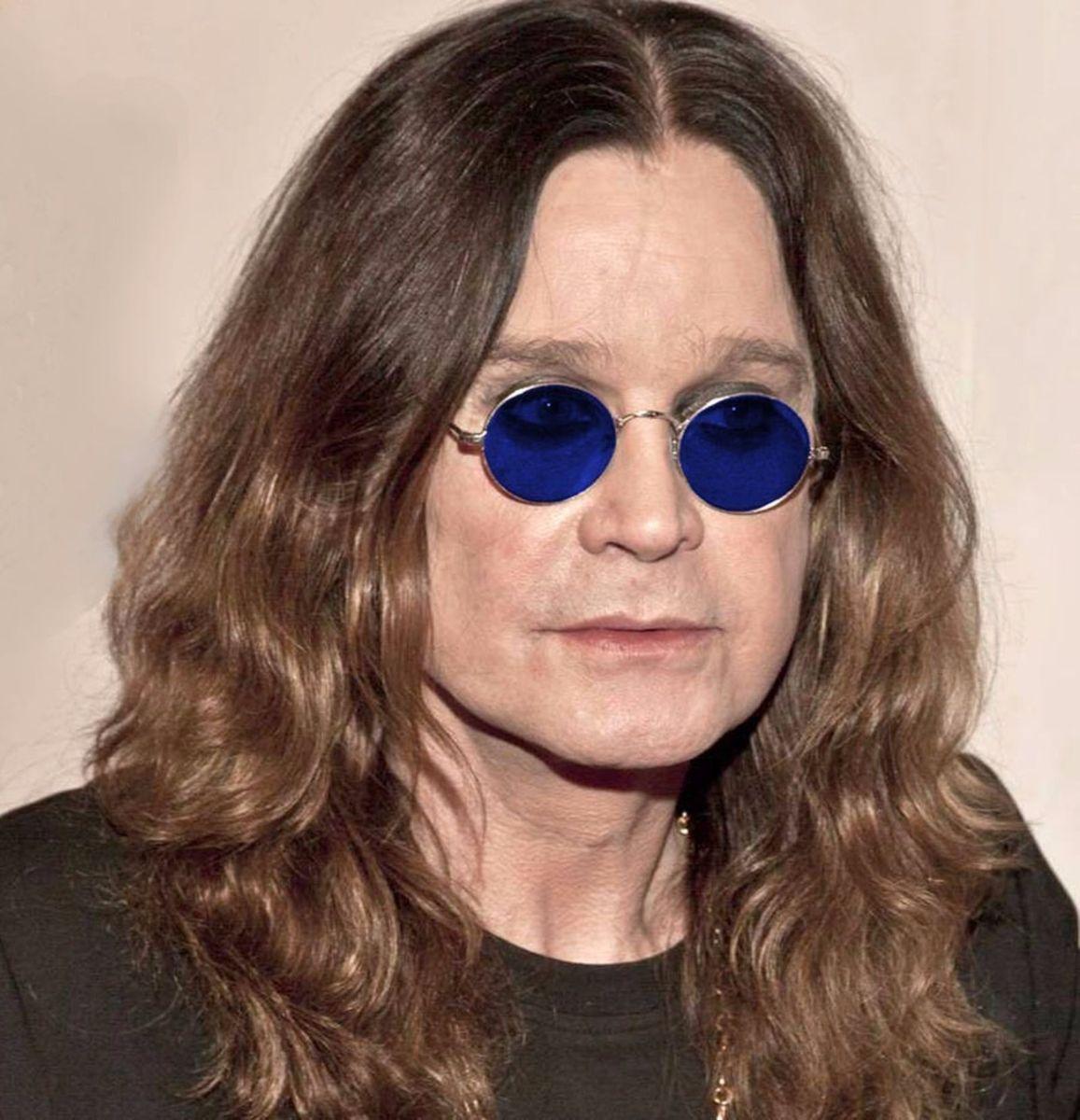0842f62af óculos redondo john lennon ozzy azul espelhado com case - óculos case