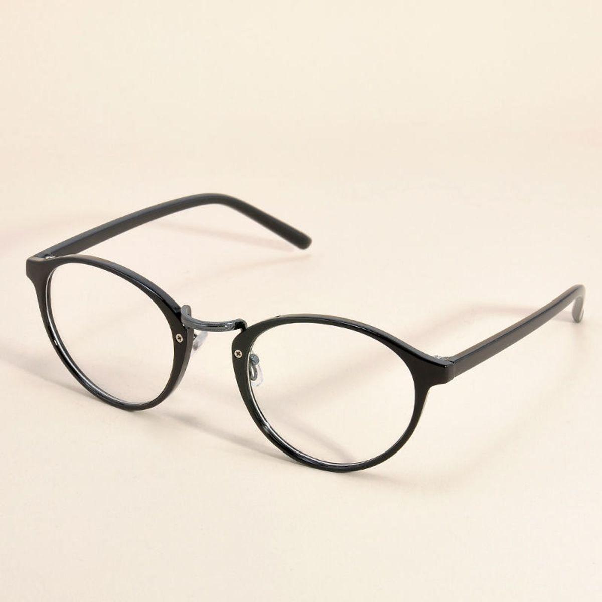 óculos redondo - unissex - vintage - hipster - armação - óculos sem marca 666889353d