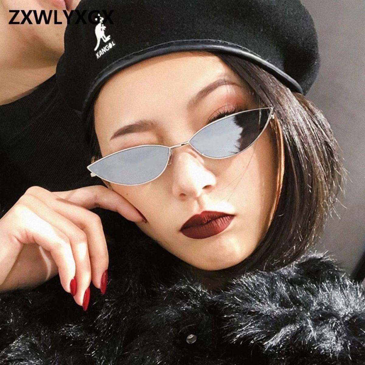 ab76ccc32 Óculos Retrô Espelhado | Óculos Feminino Nunca Usado 30446832 | enjoei