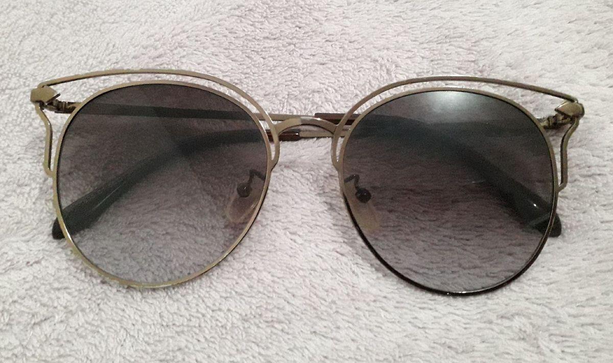 óculos round - óculos sem marca