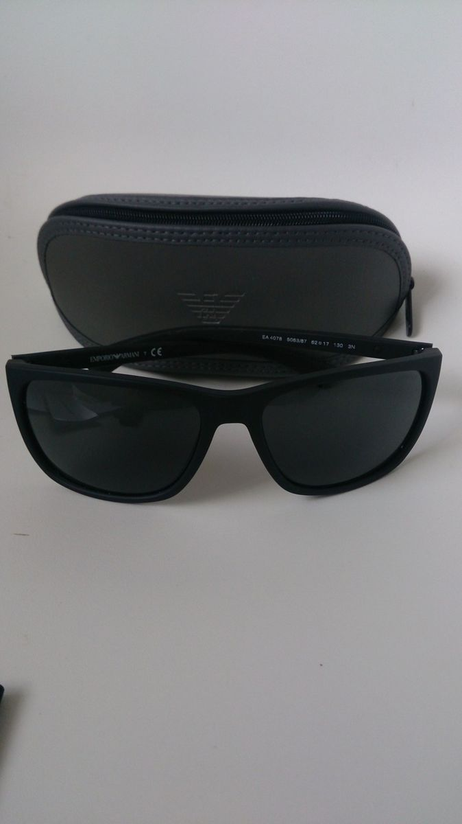 Óculos Sol Emporio Armani   Óculos Masculino Emporio Armani Nunca ... 5454c43522