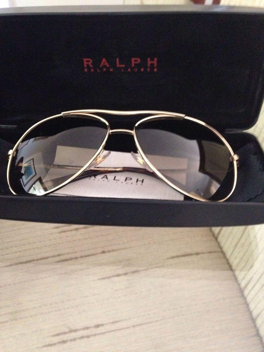 167a65cfcc298 óculos sol ralph lauren aviador - óculos ralph lauren