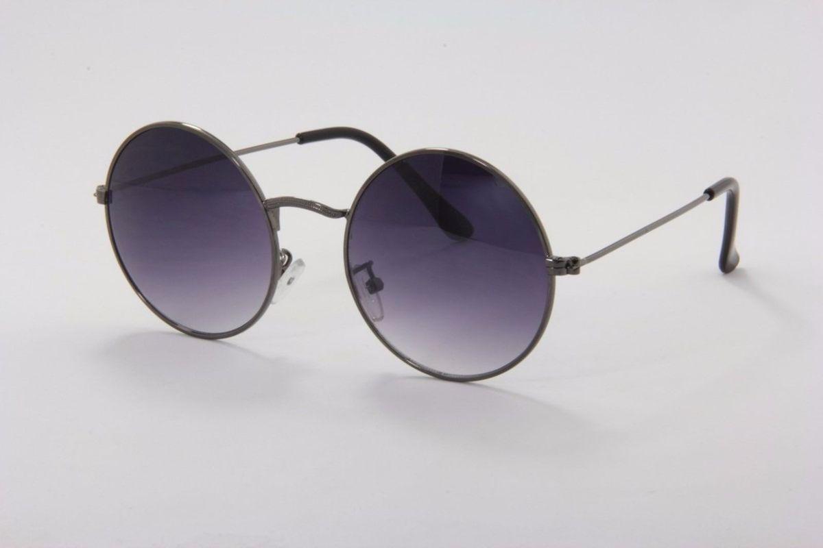 óculos sol redondo estilo beatles round john lennon - proteção uv400 -  óculos sem marca 7fd3633856