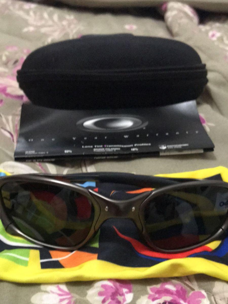 Óculos Solar Oakley Juliet Original   Óculos Masculino Oakley Nunca ... 5f2461be28