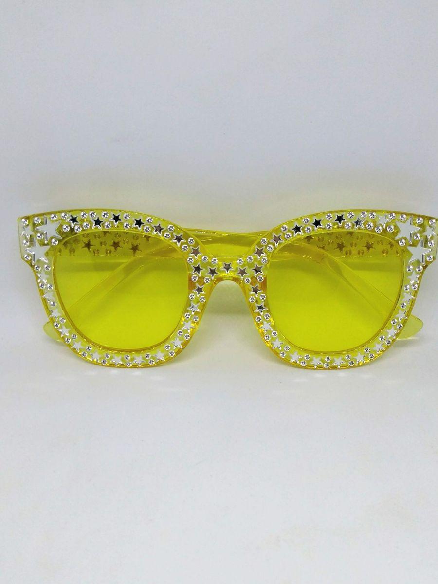 óculos star amarelo - óculos lecoleto.  Czm6ly9wag90b3muzw5qb2vplmnvbs5ici9wcm9kdwn0cy85ndk4ndi3lzu1ntfmzwq0m2jjnjy2ndmwntawnjizymvhymm0y2exlmpwzw  ... ab3c73677d