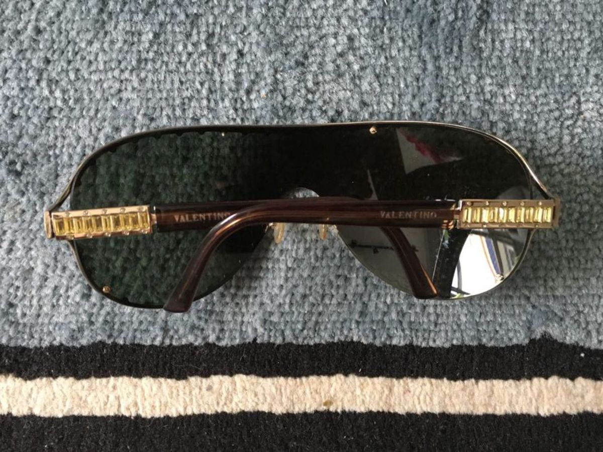 Oculos Valentino   Óculos Feminino Valentino Usado 26901971   enjoei 843f554b46
