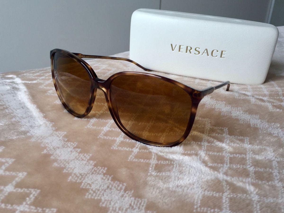 Óculos Versace Gatinho   Óculos Feminino Versace Usado 20863413   enjoei d5e45a0c2f