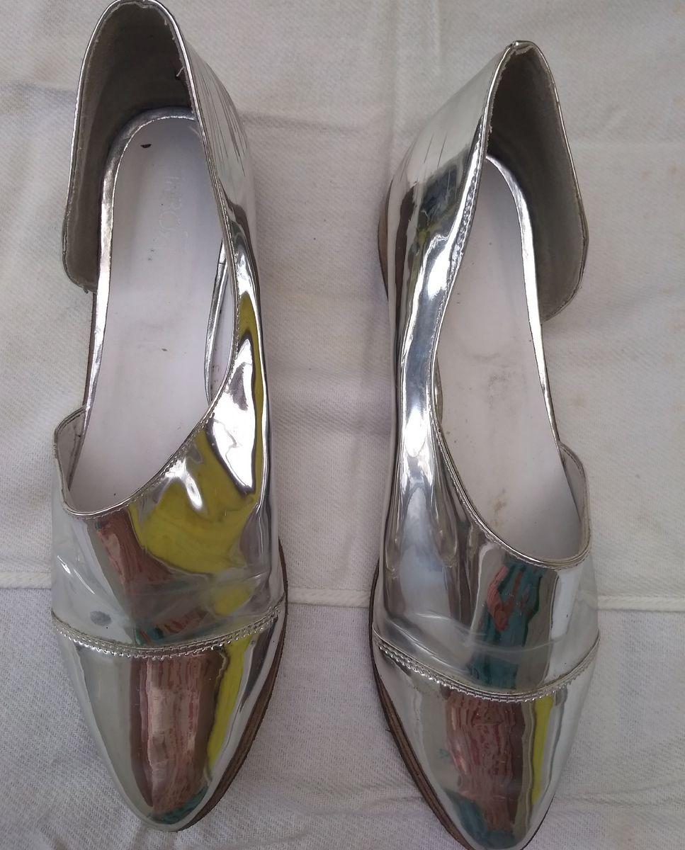 oxford laminado - sapatos inbox