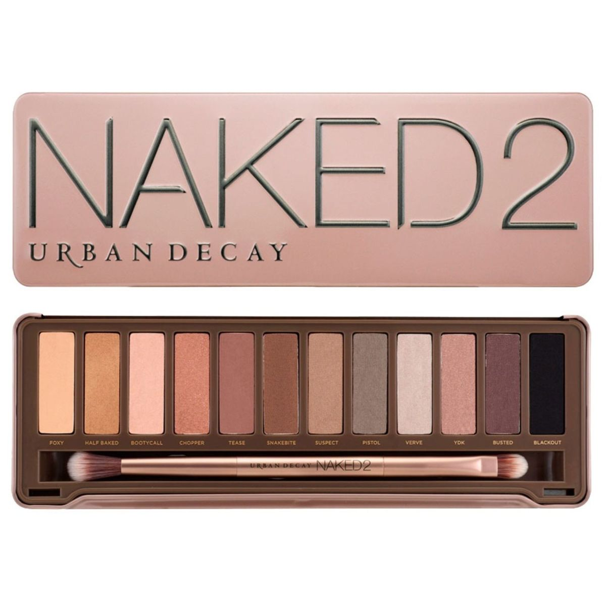 Urban Decay Naked Smoky Palette | Glambot.com - Best deals