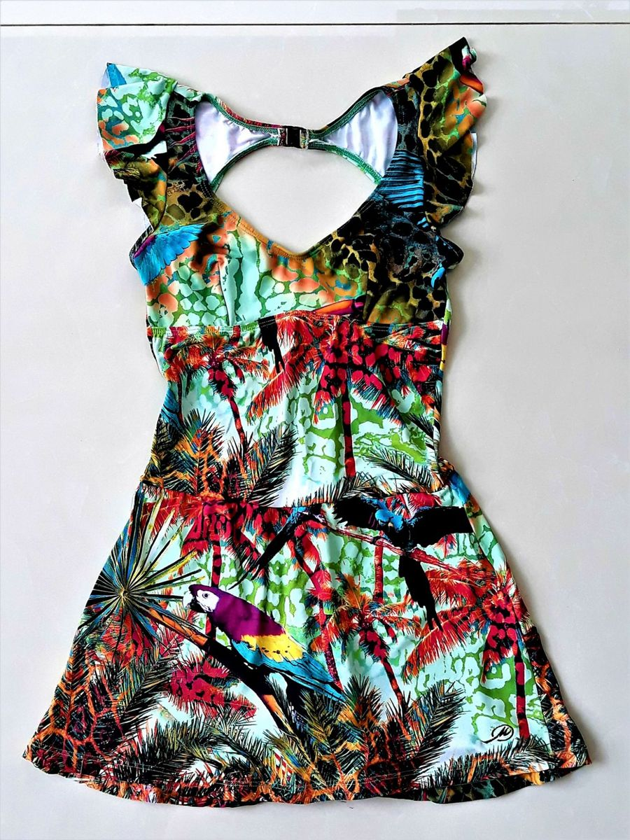 para malhar divando parte 3 - vestidos magia do mar