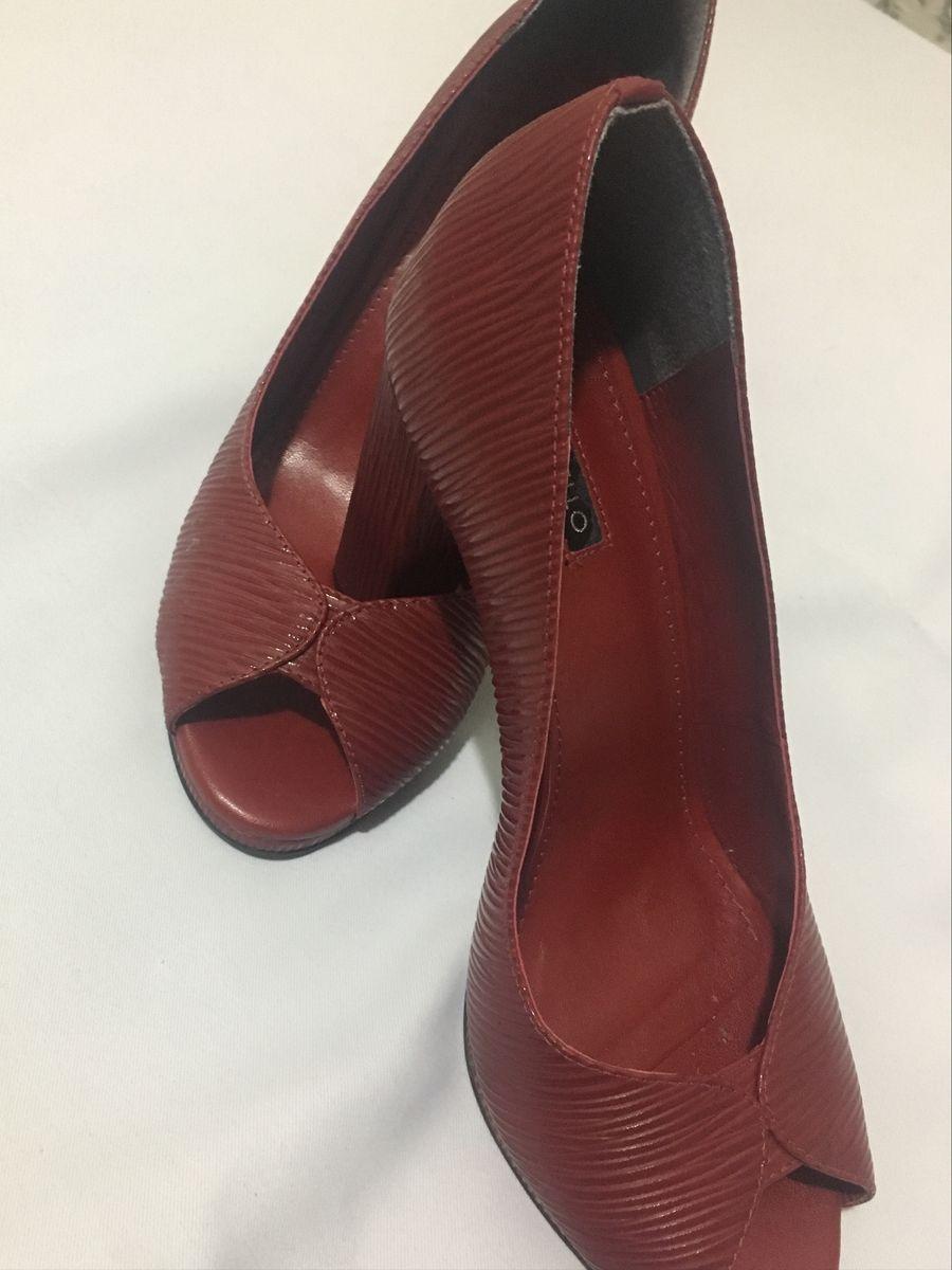 peep toe corello lindo 39 - sandálias corello