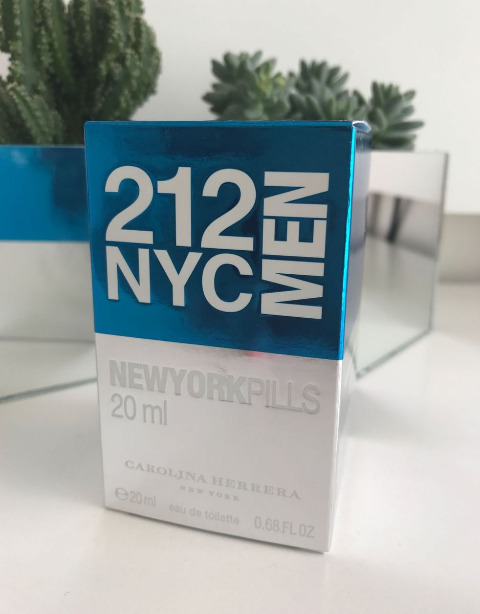 perfume 212 nyc men 20ml- carolina herrera - perfumes carolina-herrera 9eb9447c22