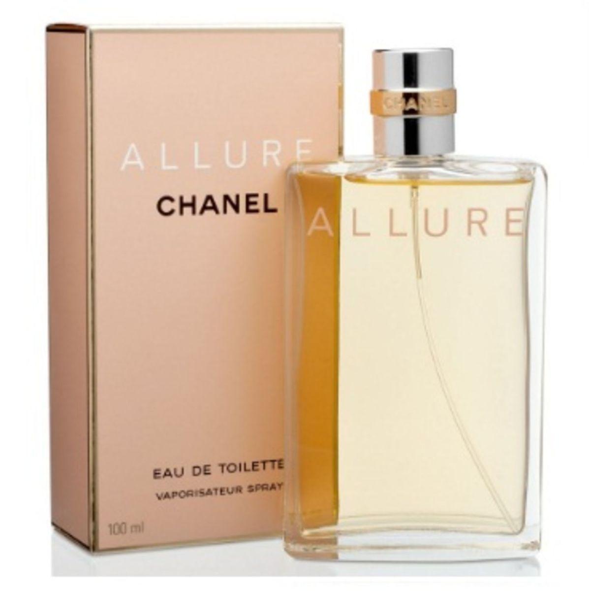 357c0eacec2 Perfume Chanel Allure Femme - Eau de Parfum - 100 Ml