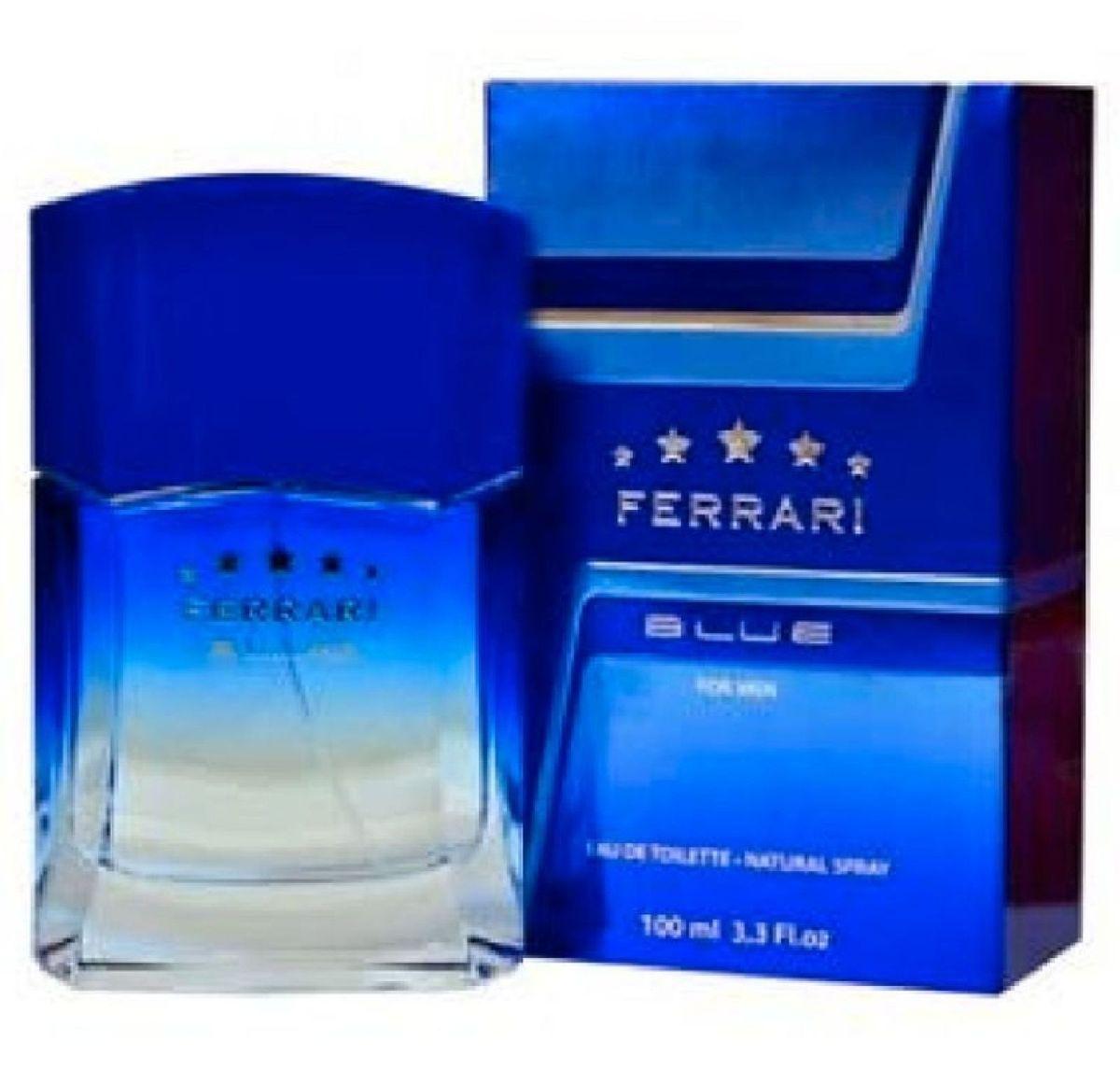 Perfume Ferrari Blue 100 Ml Novo Perfume Masculino Ferrari Nunca Usado 39988359 Enjoei