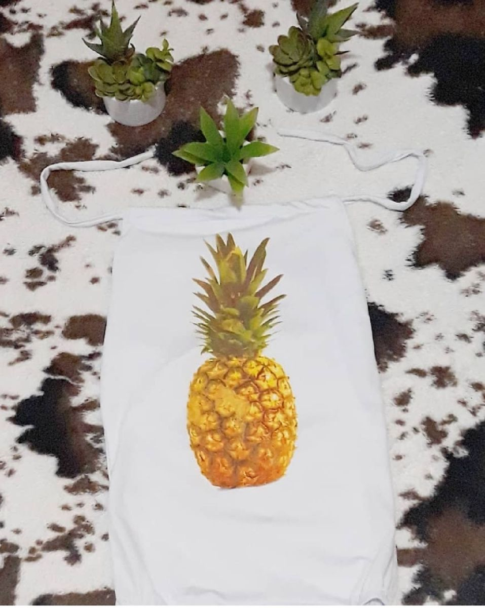 pineappleeee - blusas sem marca