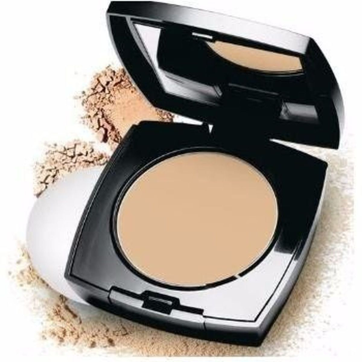 Po Compacto Mark - Avon   Maquiagem Feminina Avon Nunca