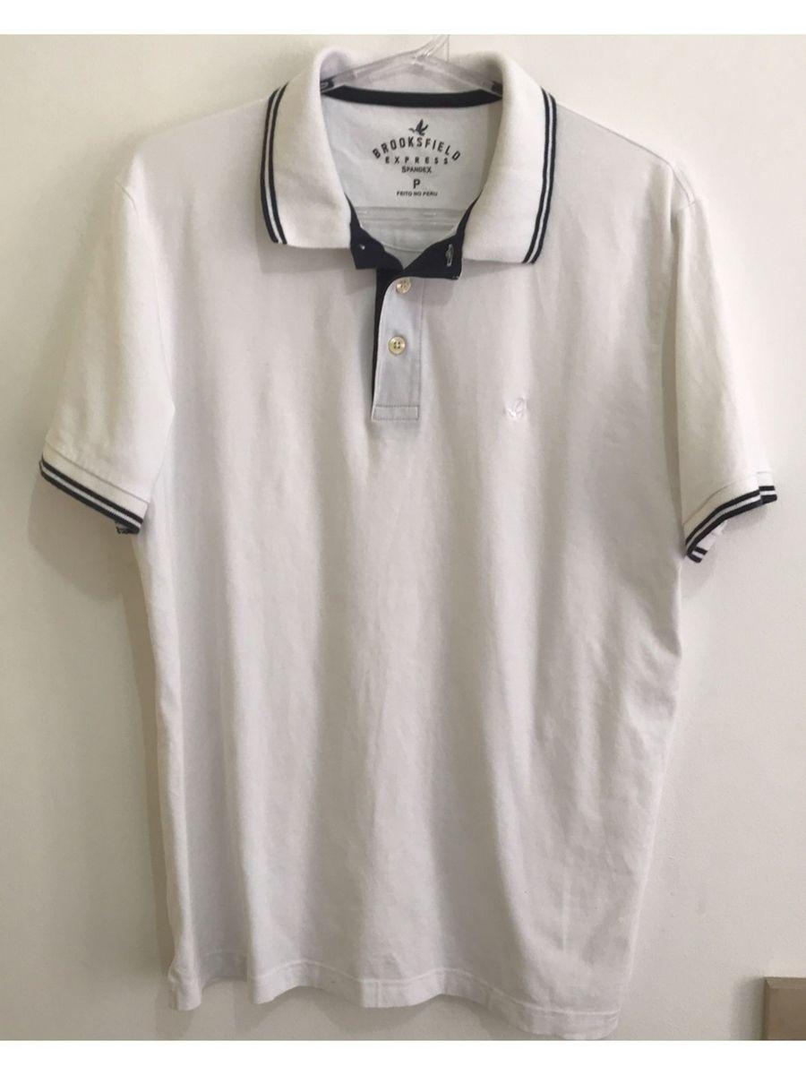 2cfcd63b7bc polo branca brooksfield - camisas brooksfield.  Czm6ly9wag90b3muzw5qb2vplmnvbs5ici9wcm9kdwn0cy84mzmymtk3lze2zdbmnjqym2flzgqxntbhmjlmmjcxnzawmjfhztg3lmpwzw  ...