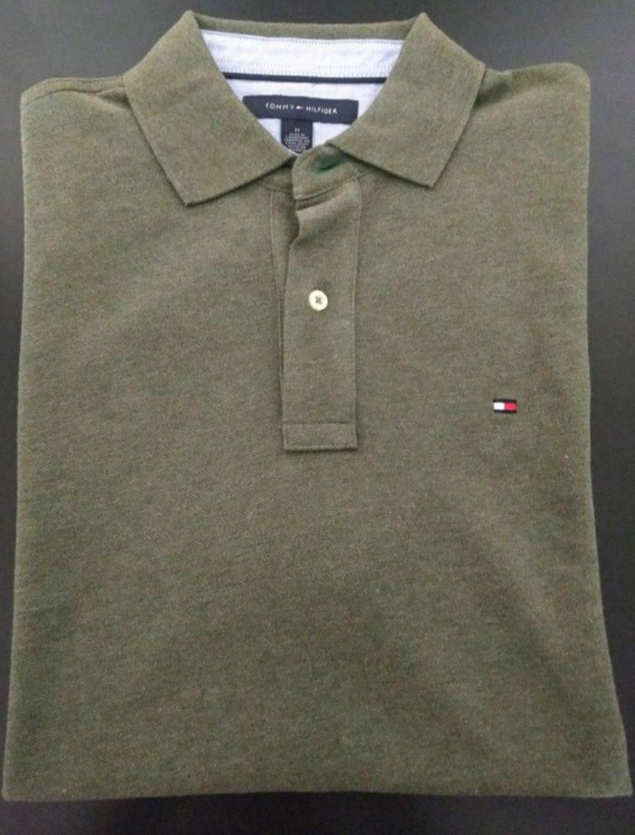 polo importada - tommy hilfiger - camisas tommy hilfiger eace325da4f8e