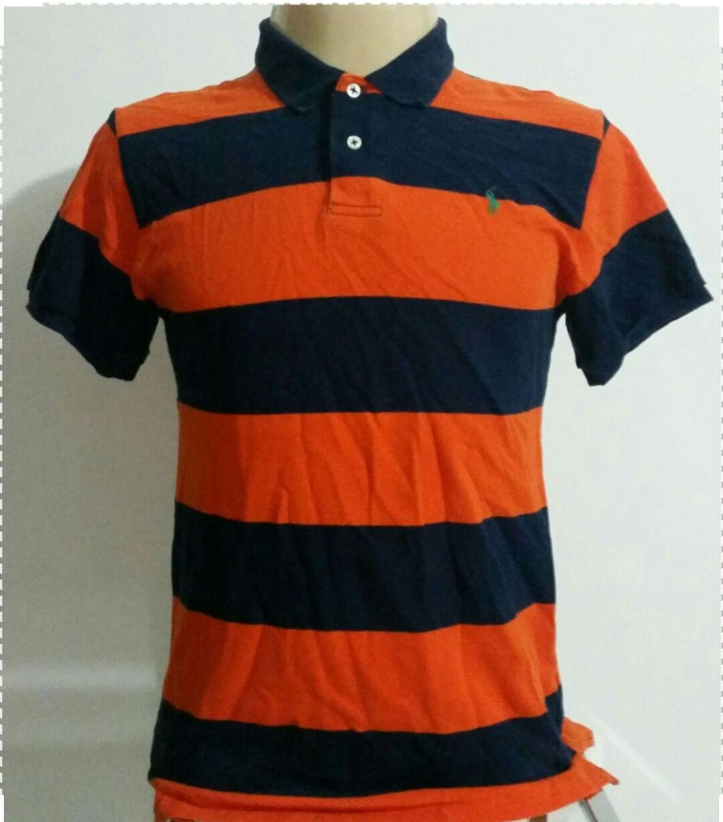 polo ralph lauren listrada gg - camisas ralph lauren 69bc33fc832