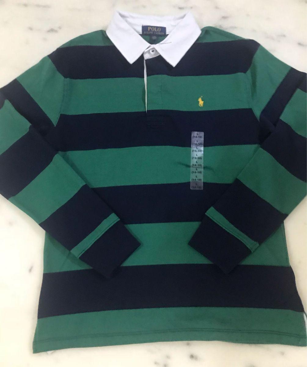 9fafc42e77 polo ralph lauren maravilhosa - camisas polo ralph lauren