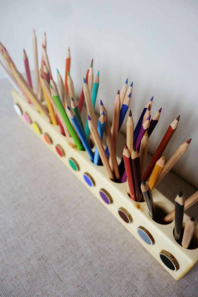 por cores lindoooo - papelaria sem-marca