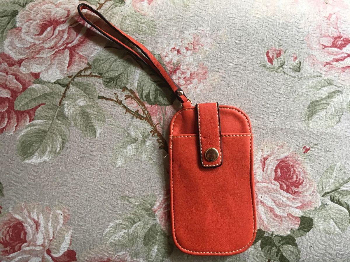 porta celular - carteiras sem marca