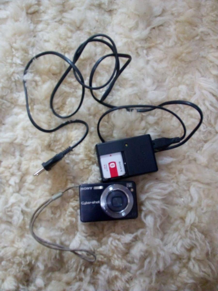 pose para a câmera - digitais sony