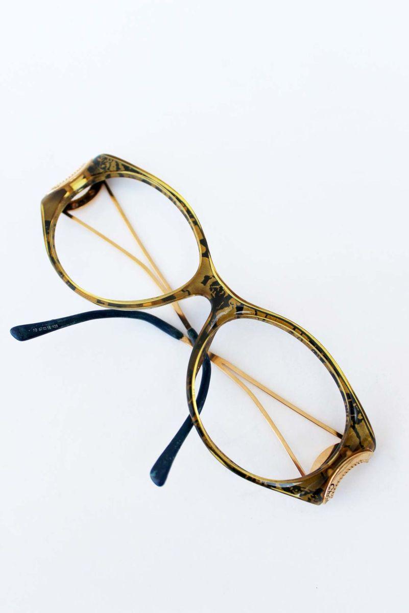 precioso dior vintage - óculos dior