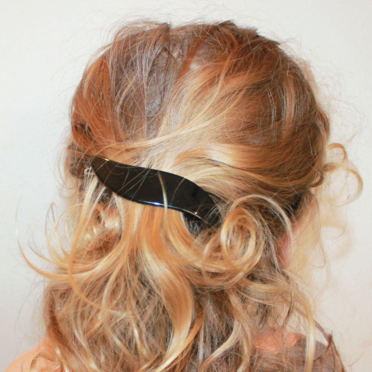 presilha vintage - cabelos sem marca