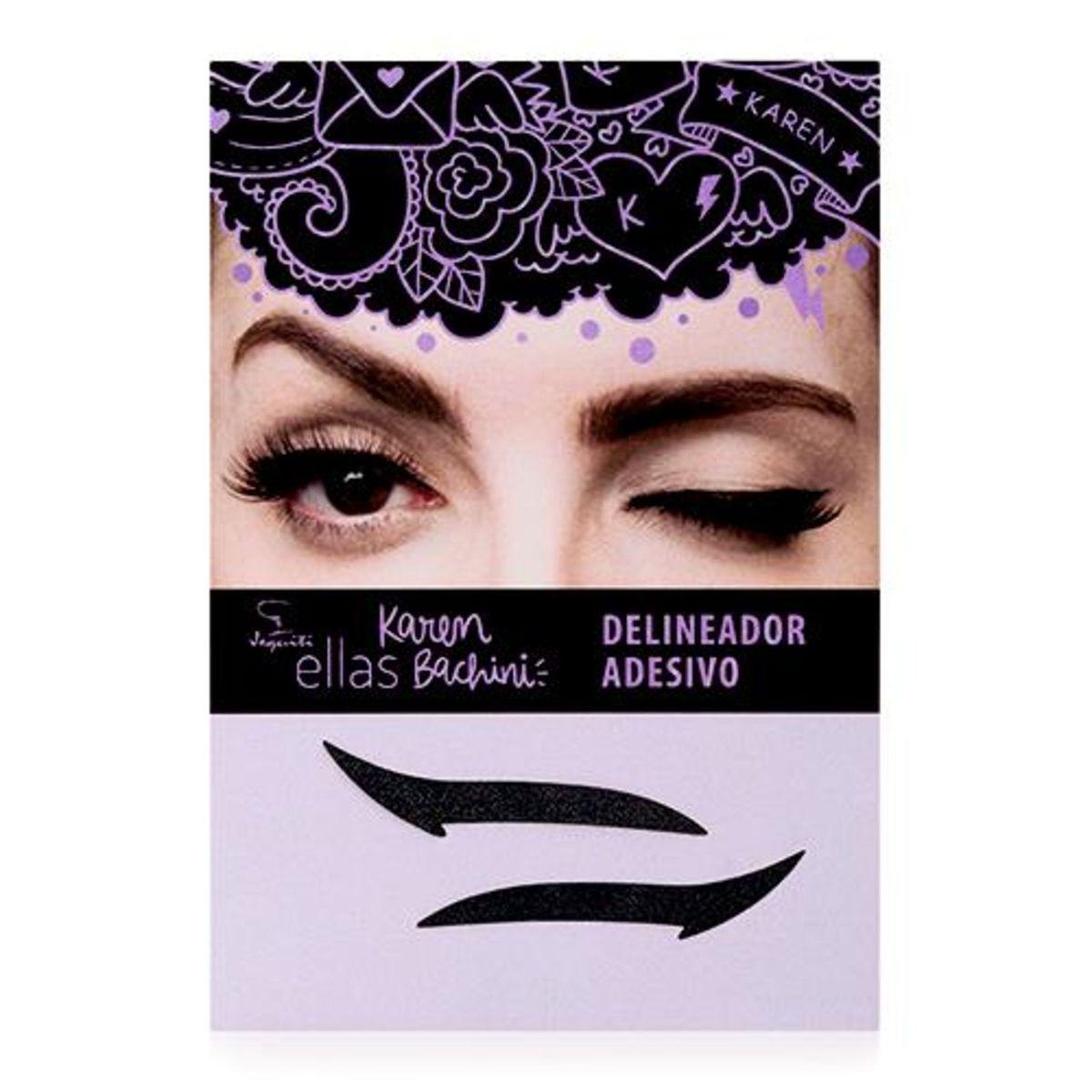 Delineador Adesivo Gatinho   Maquiagem Feminina Jequiti Nunca Usado  20   enjoei