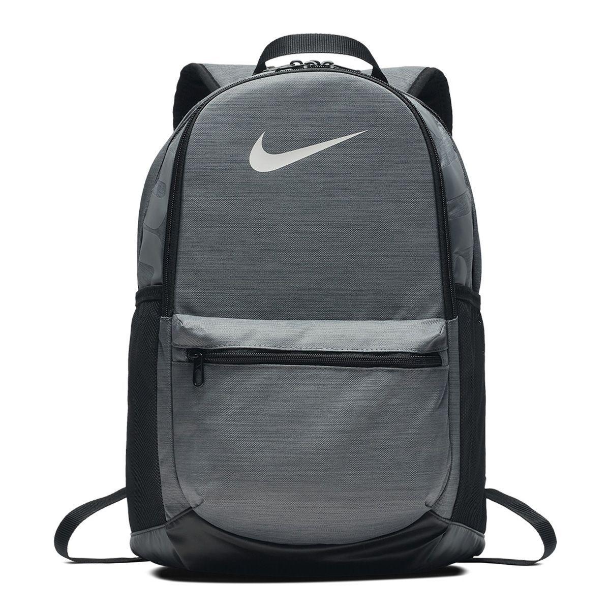 Habitar Adolescente Geografía  Mochila Nike Brasilia Just do It Notebook Cinza Grafite Original | Bolsa  Masculina Nike Nunca Usado 39728215 | enjoei