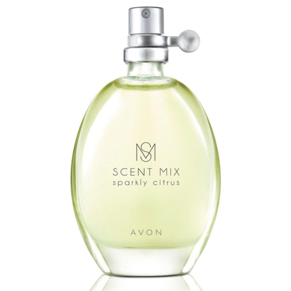 Perfume Scent Mix Sparkly Citrus Perfume Feminino Avon Nunca Usado 25078115 Enjoei
