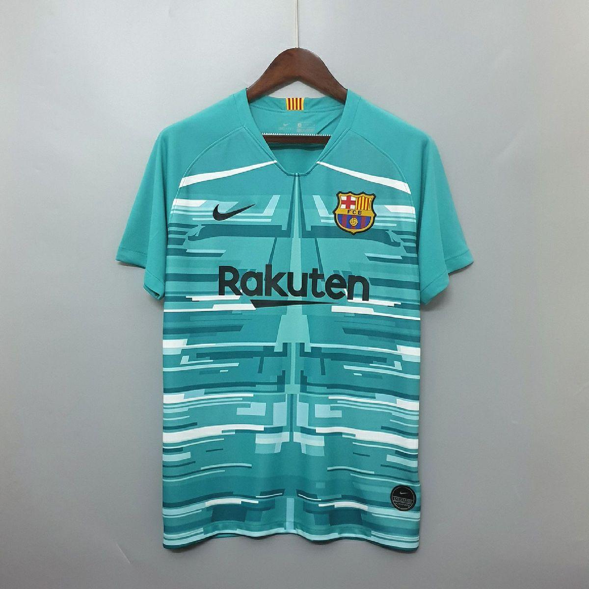 Camisa Barcelona Azul Camiseta Masculina Nike Nunca Usado 38911691 Enjoei
