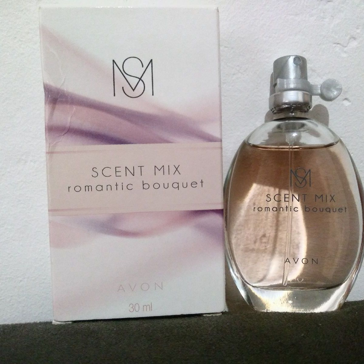 Avon Scent Mix Romantic Bouquet Perfume Feminino Avon Usado 35970672 Enjoei