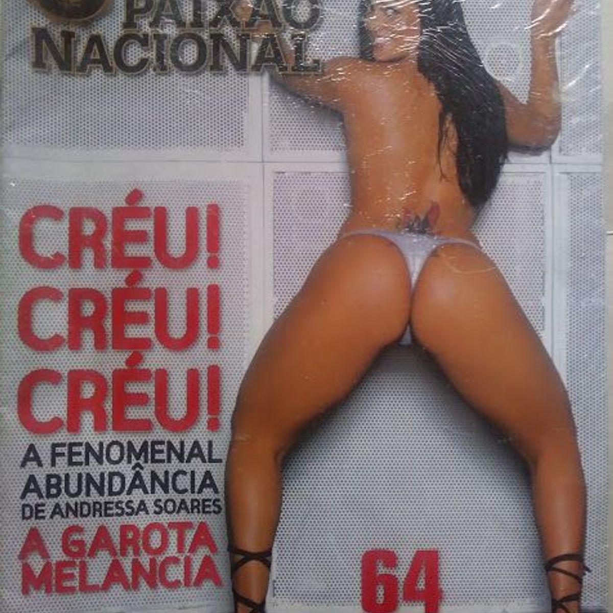 Andressa Soares Playboy p l a y b o y paixão nacional mulher melancia creu! creu! creu! andressa  soares que abundancia | livro editora abril nunca usado 33338095 | enjoei