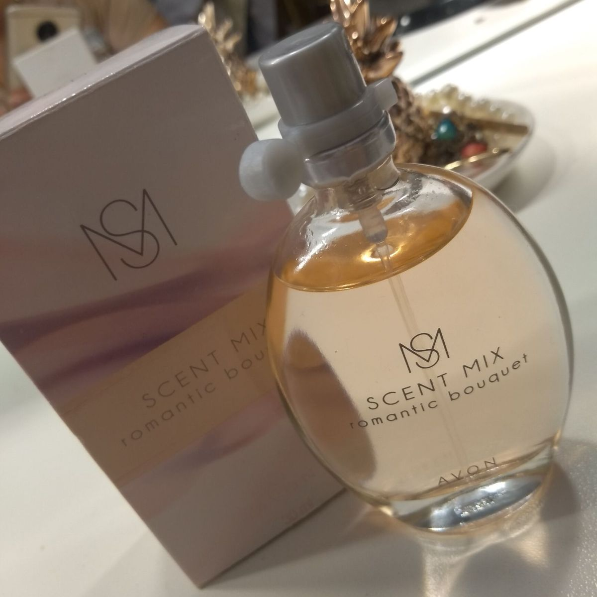 Perfume Scent Mix Perfume Feminino Avon Nunca Usado 37566228 Enjoei