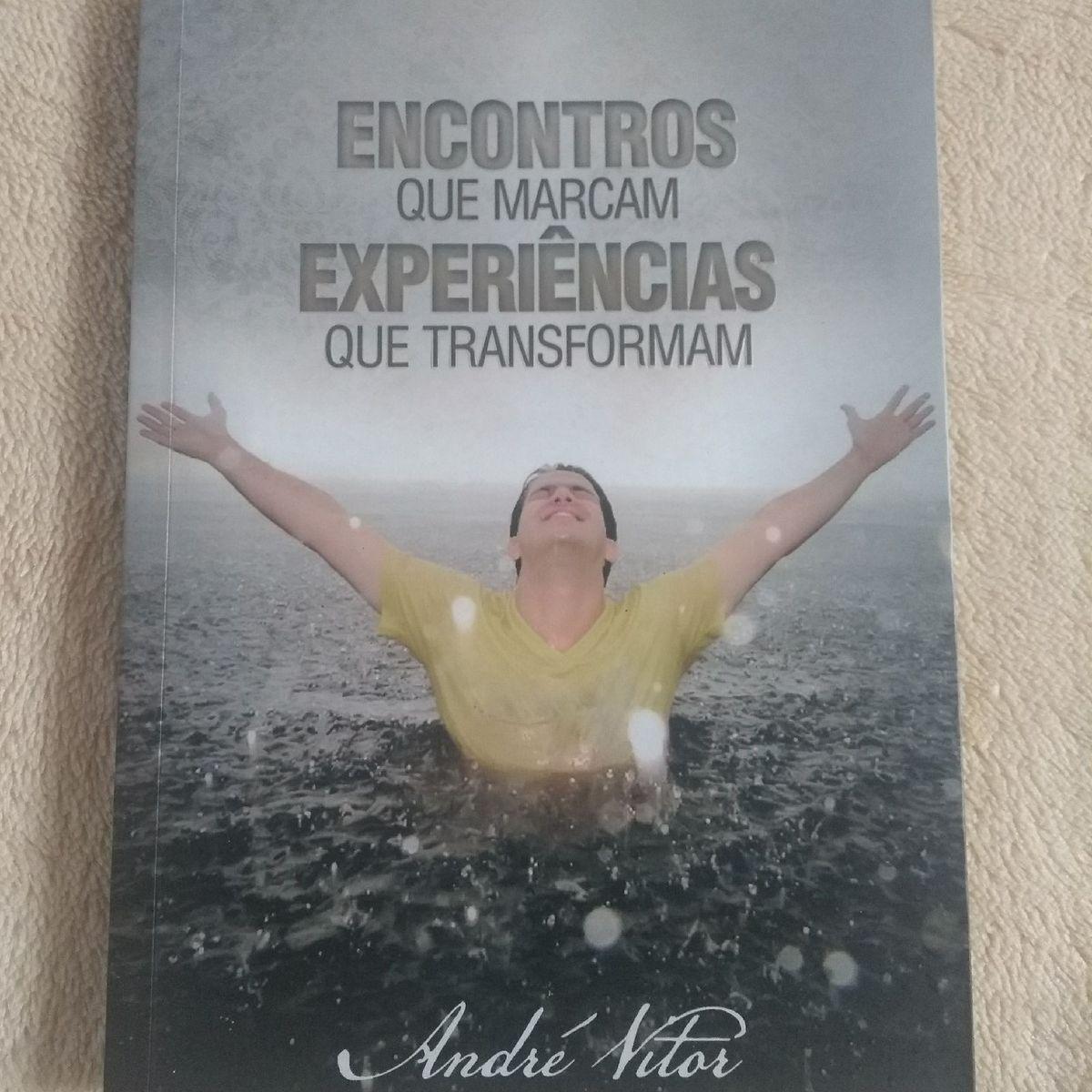 Encontros Que Marcam Experiências Que Transformam | Livro Usado 39758662 | enjoei