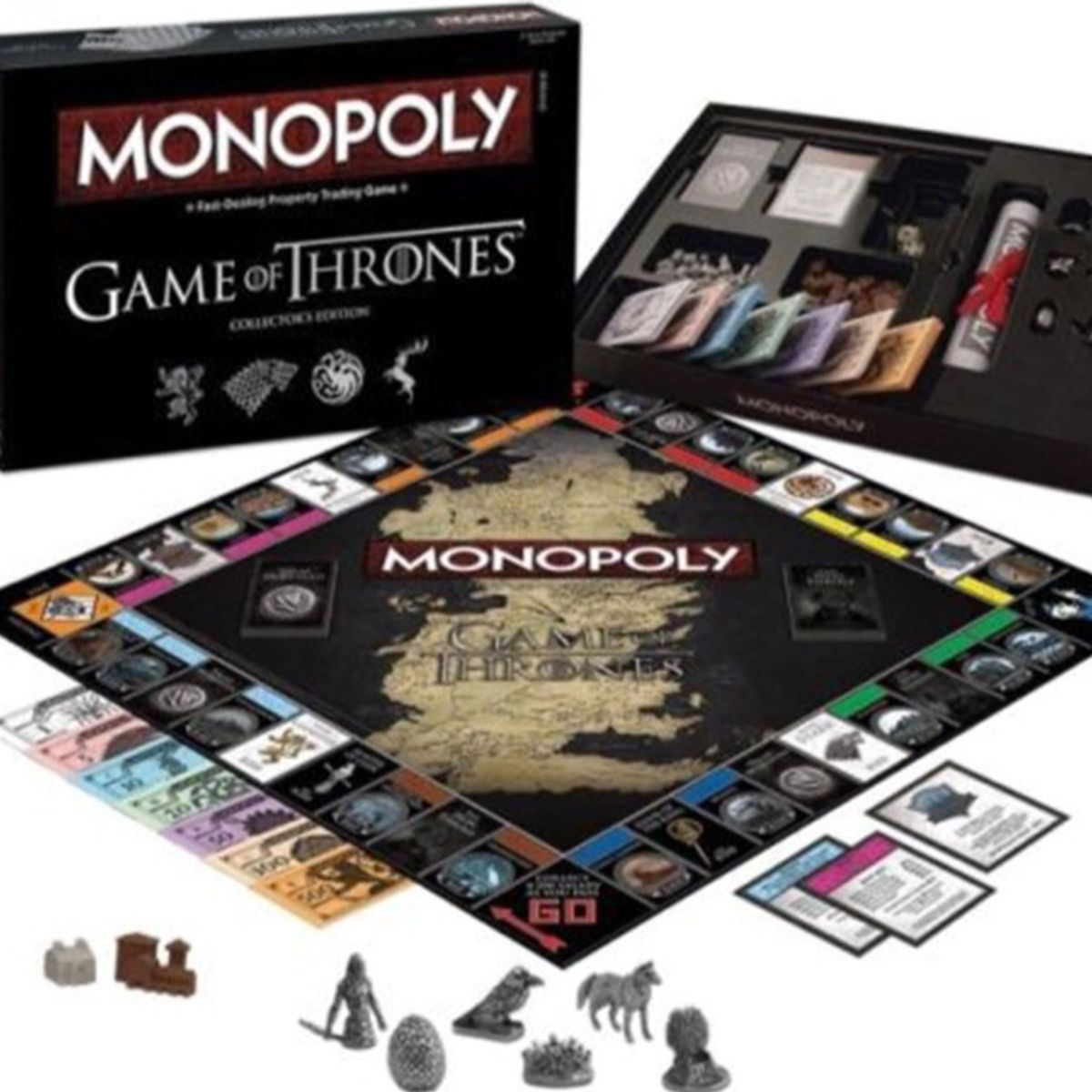 Monopoly Banco Ultimate Jogo De Tabuleiro
