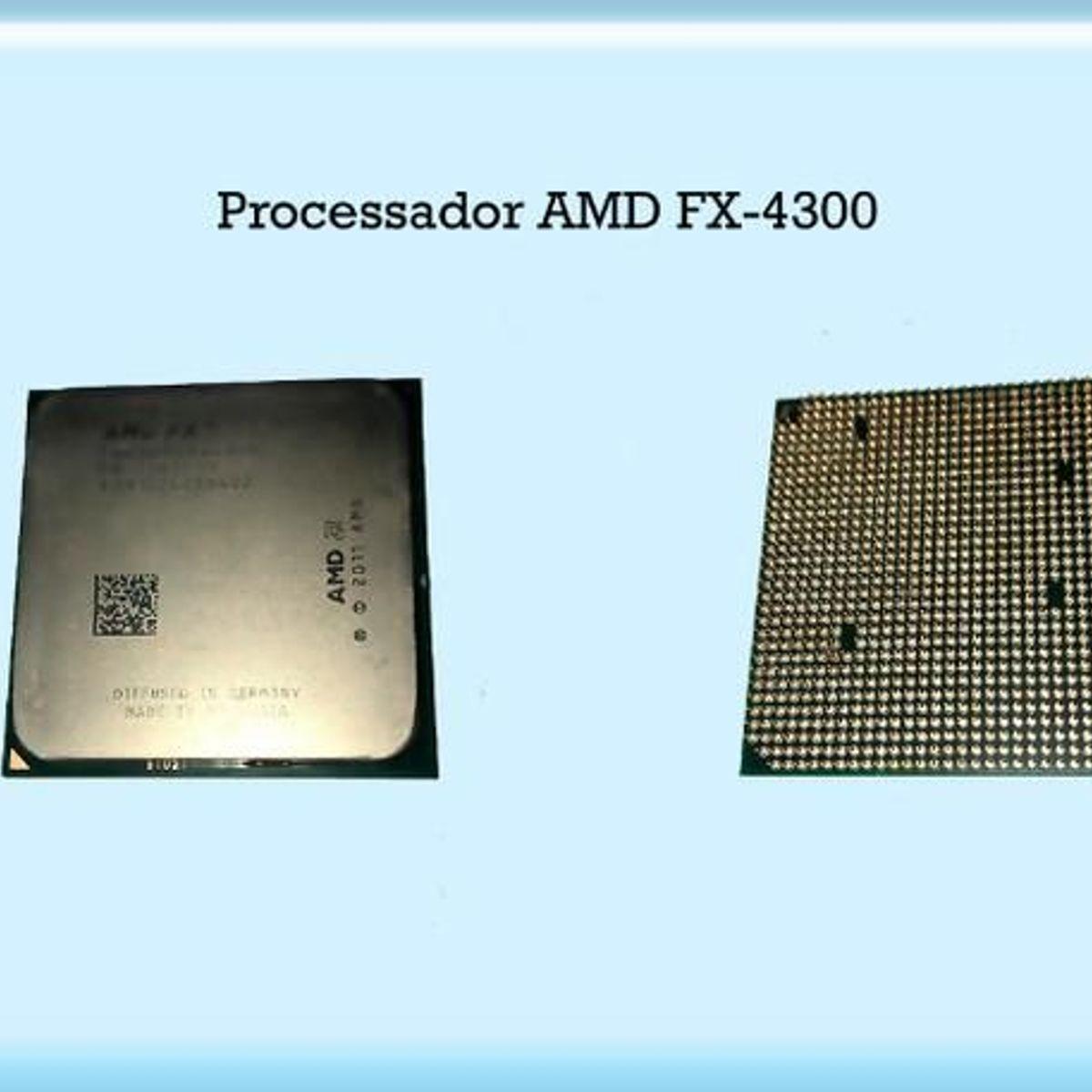 Processador Amd Fx 4300 Jogo De Computador Amd Usado 40952827 Enjoei