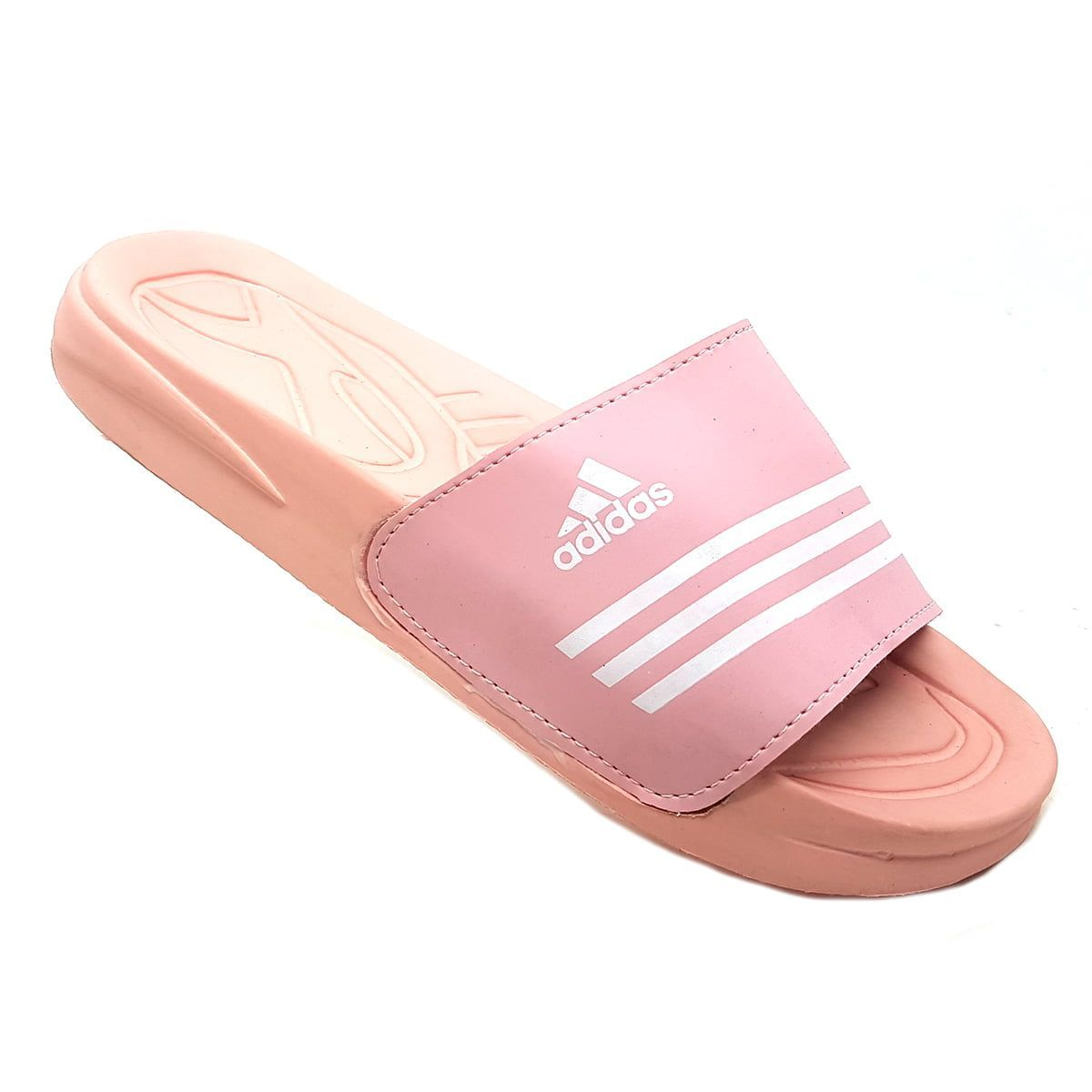 Leonardoda par Espectacular  Chinelo Slide Adidas Feminino Rosa | Sandália Feminina Adidas Nunca Usado  44183228 | enjoei