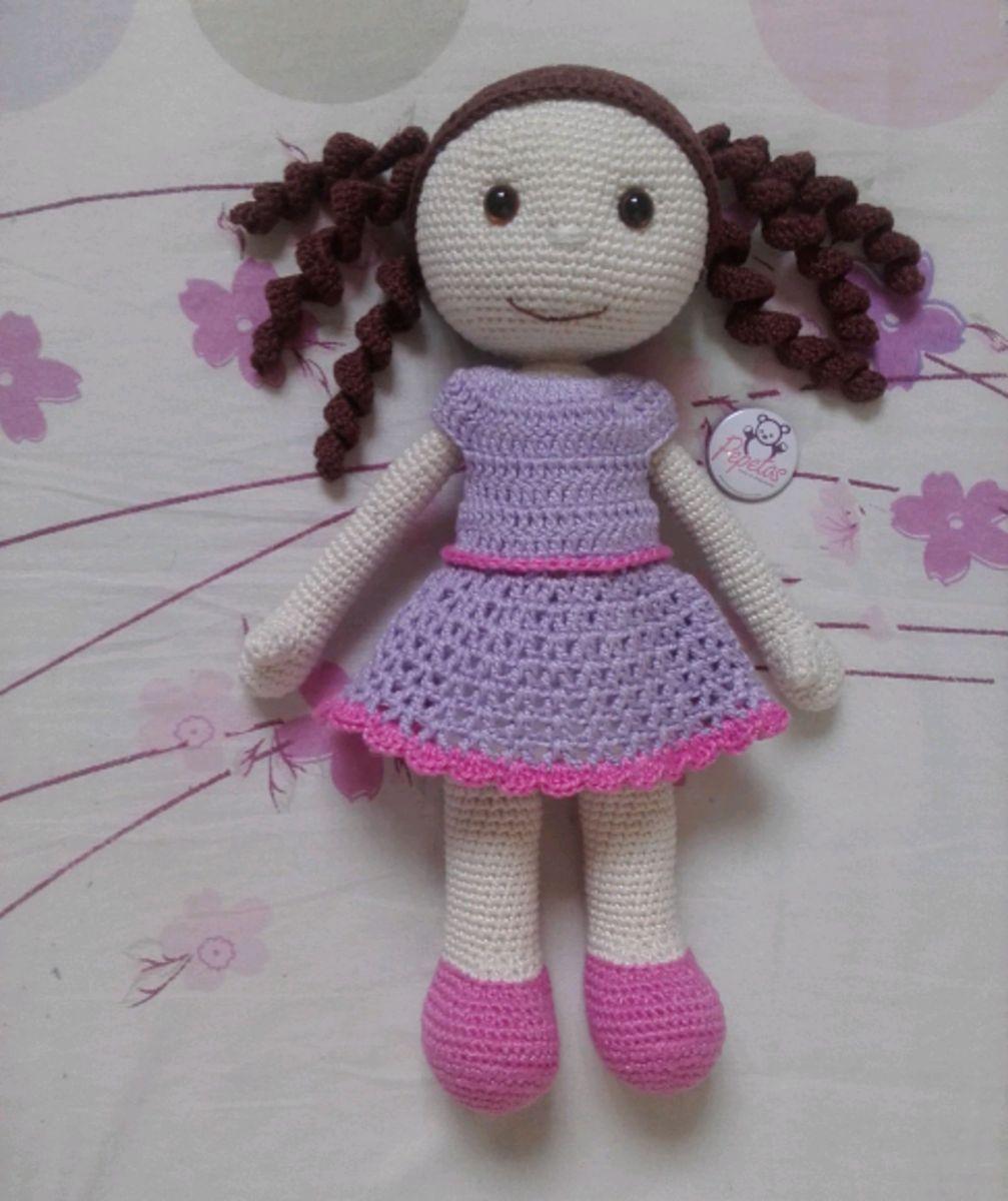 Boneca Lolita Morena no Elo7 | Barroca.ateliê (E085BD) | 1200x1007
