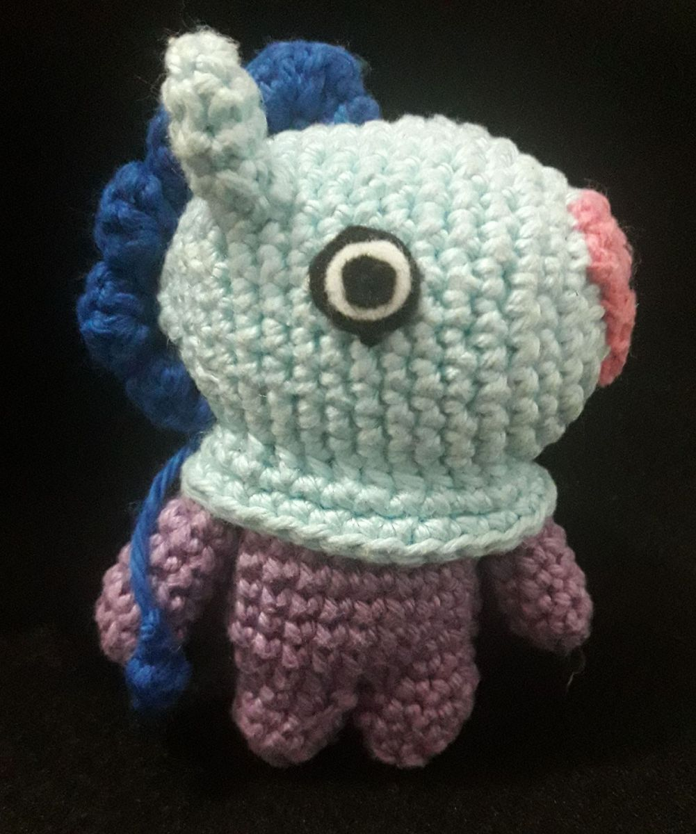 BT21 Crochet Pattern Mang   ARMY's Amino   1200x1001