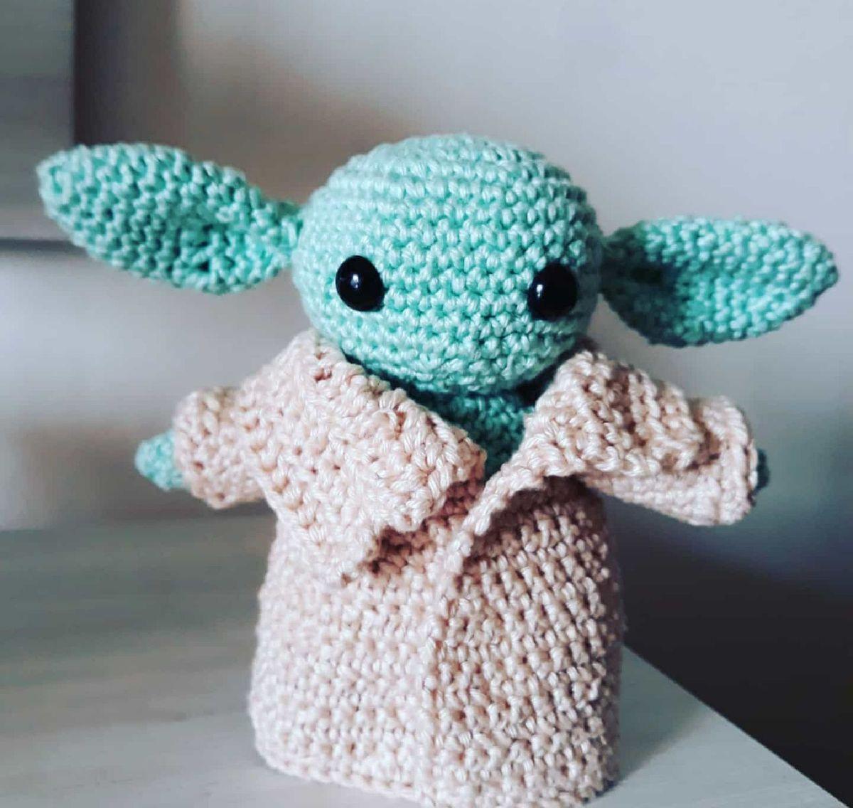 Baby Yoda Pattern | Philae Artes | 1136x1200