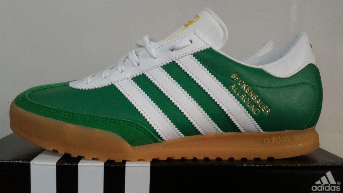 adidas beckenbauer verde