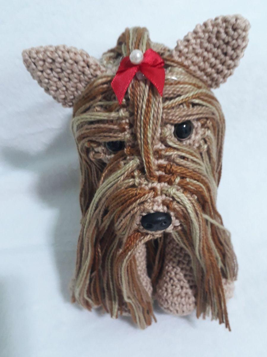 Receita Amigurumi Cachorro - Yorkshire de Crochê TOP 10 (Inspiração) -  YouTube   1200x900