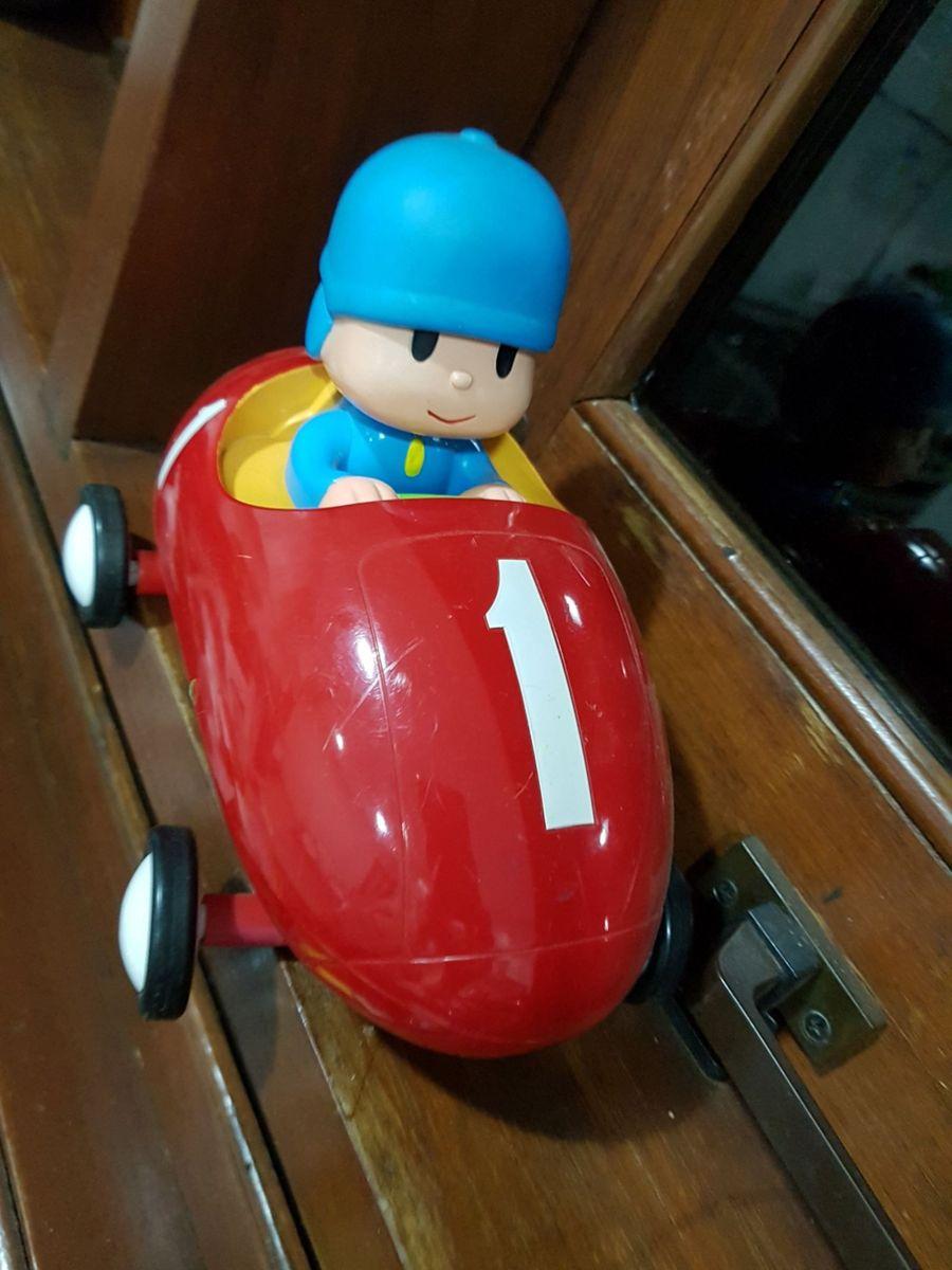 Carro Pocoyo Eletronico Brinquedo Para Bebes Pocoyo Usado