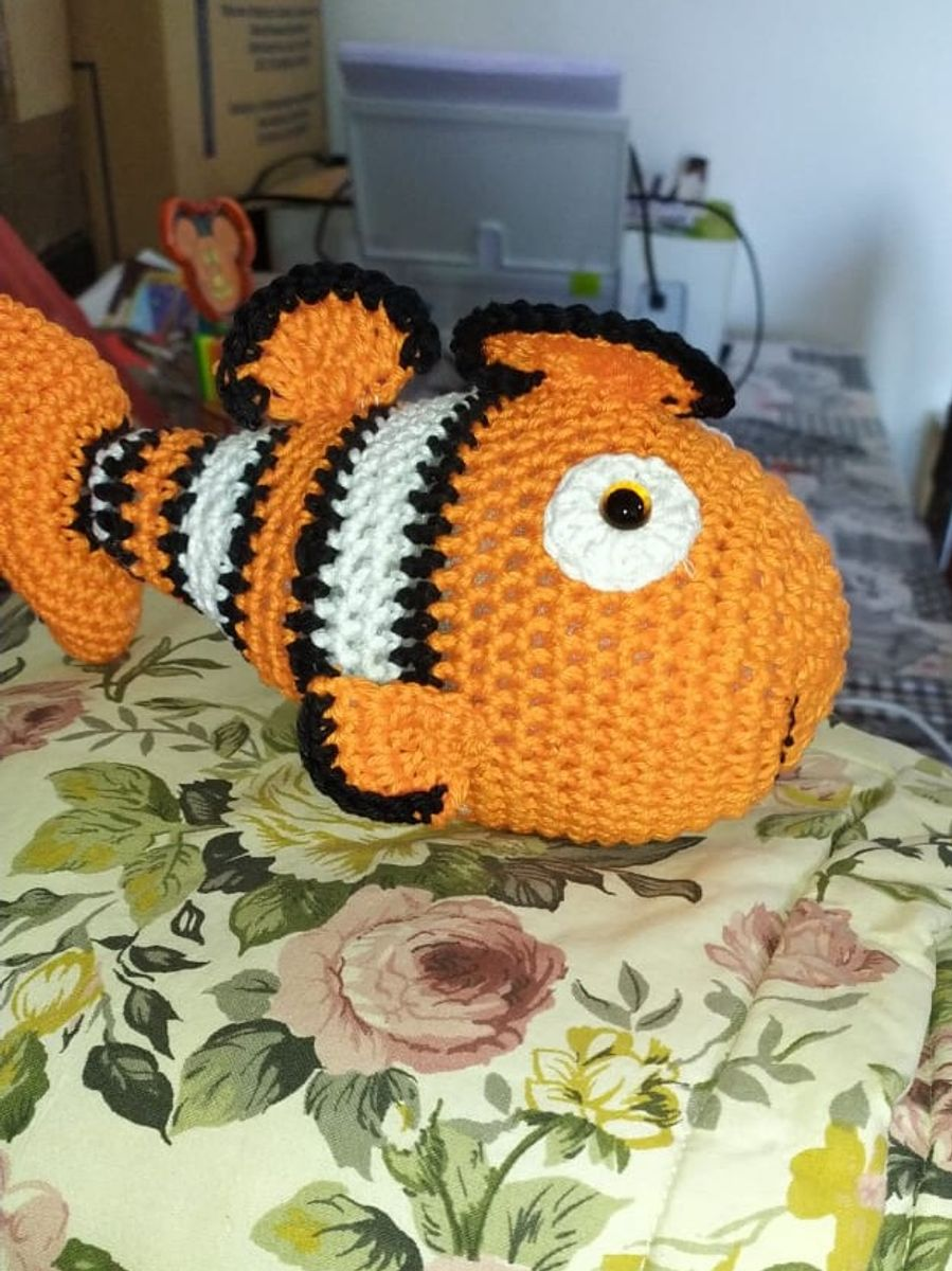 Who wouldn't fall in love with this adorable crocheted Amigurumi ... | 1200x899