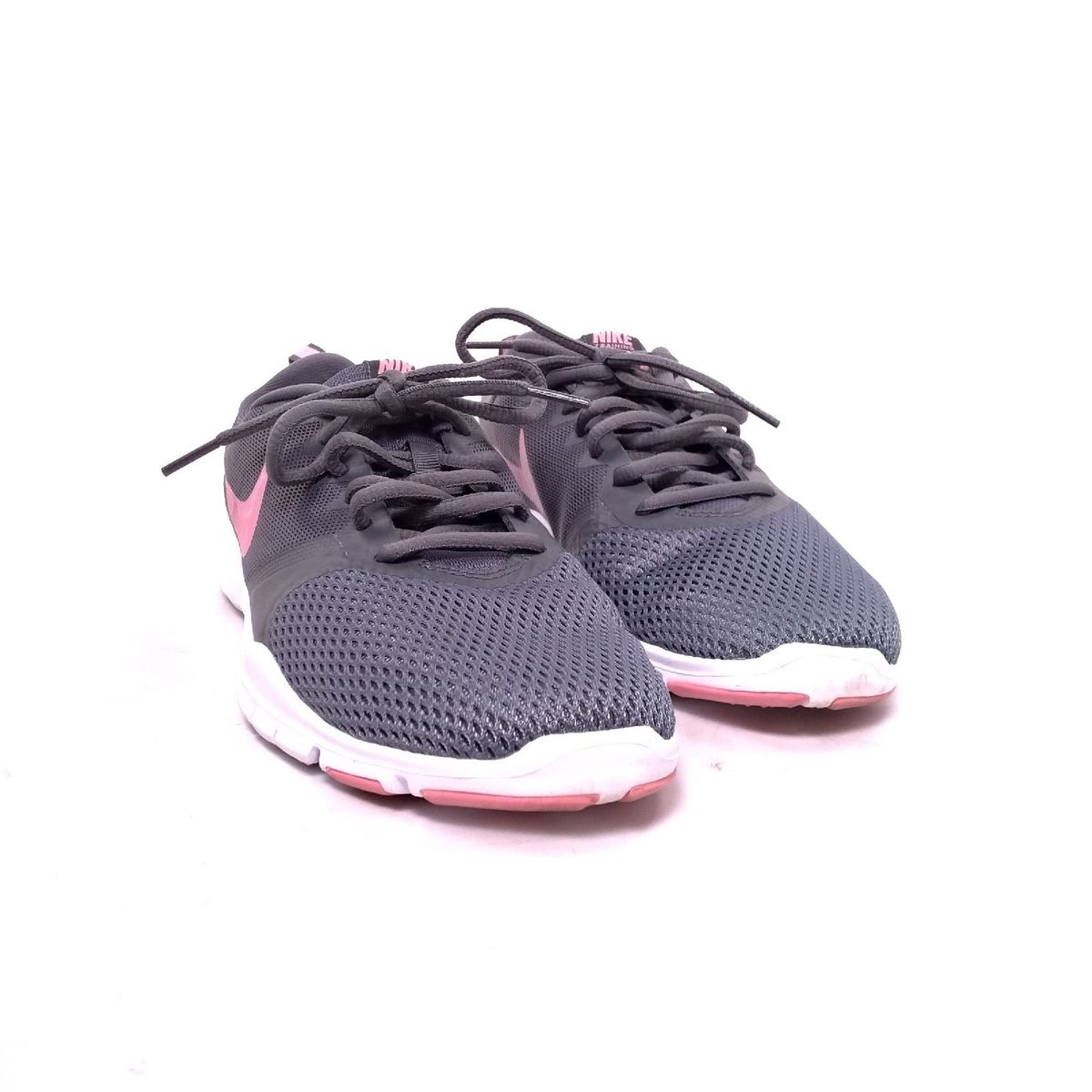 Tênis Nike Flex Essential Tr Feminino Cinza