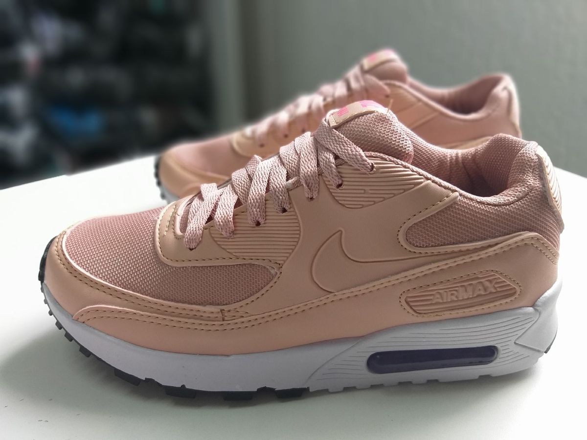tenis nike air max rose
